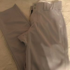 Other - Men's gray baseball pants
